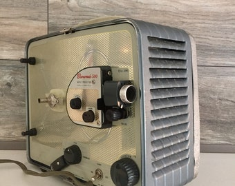 Vintage 1950's / 1960's Authentic  Kodak 500 Brownie Movie 8 MM / F/1.6 Lens  Projector, Comes with Original Instructions