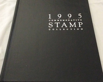 Commemorative Stamp Collection 1995 United States Postal Service
