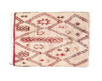 Blé | Rug Marmoucha Vintage | Hands And Lands