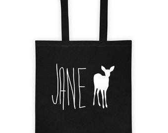 Jane Doe Life Is Strange Tote bag