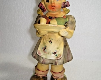 Thames  Serving Girl - Hand Painted Figurine