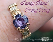 Wire Wrap Prong Ring Tuto...
