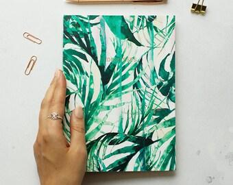 Paradise Palms A5 address book