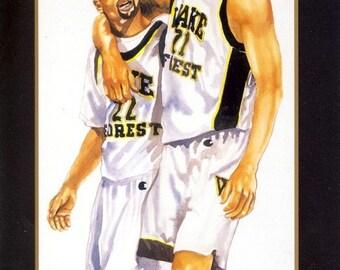 Tim Duncan- The Tag Team