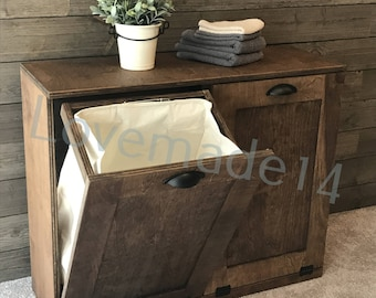 wooden laundry hamper wood laundry hamper etsy 1176