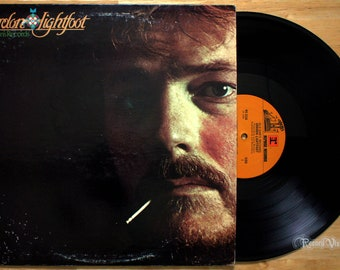 Gordon Lightfoot - Old Dan's Records (1972) Vinyl LP  You Are What I Am
