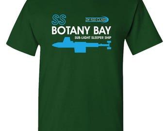 SS BOTANY BAY - t-shirt short or long sleeve your choice!