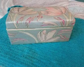 Prayer Box Porcelain or ceramic or resin.