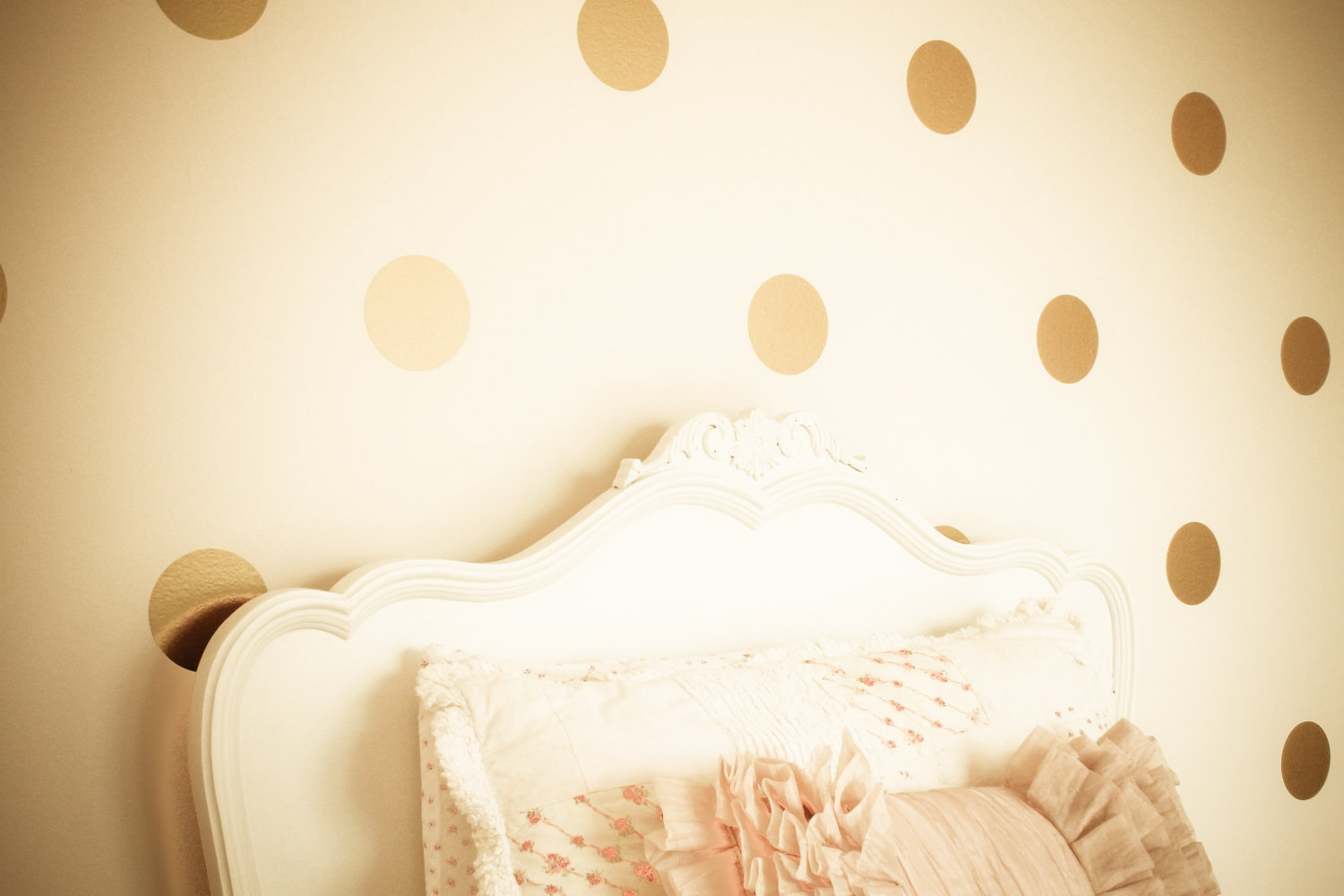 Vinyl Wall Sticker Decal Art Polka Dots