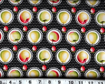 Fruit Stand Michael Miller  100% Cotton Fabric by the Yard #234