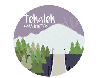 Tehaleh City Tote