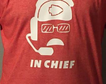 Kansas City Chiefs Andy Reid T-Shirt