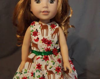 Wellie Wisher holiday dress
