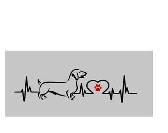 SALE!!!  Dog love / Puppy love/ dachshu love