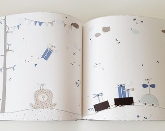 Photo Album Pages Decor - Custom Pages Decor by OreDesignSpace