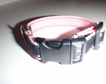 Puppy Paw Print Dog Collar