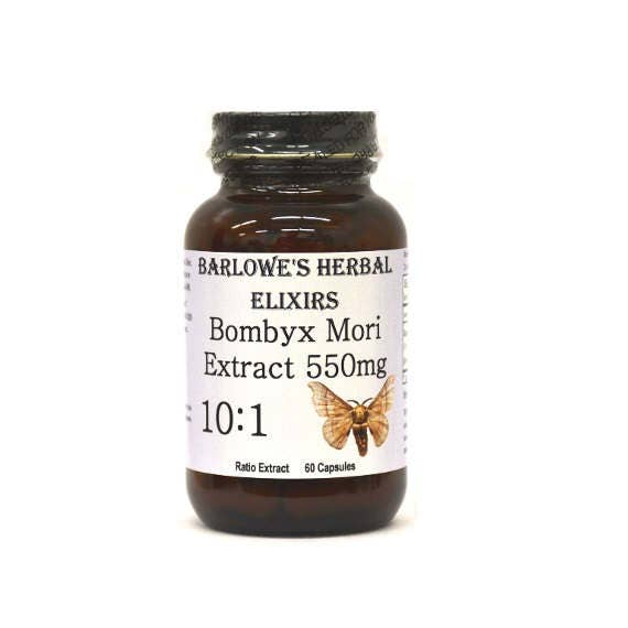 Bombyx mori l aphrodisiac sex enhancer