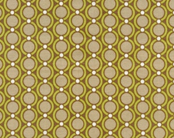 Joel Dewberry - Modern Meadow - Acorn Chain in Maple - cotton quilting fabric - by the YARD cut
