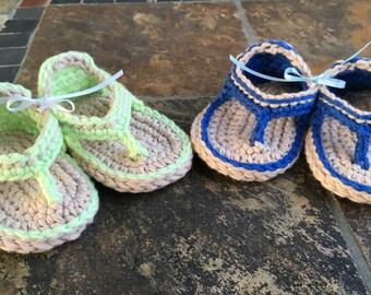 Summer sandals, Baby sandals, Booties, Baby booties, infant booties, photo prop, baby shower gift