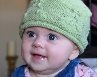 Frog Baby Beanie Hat