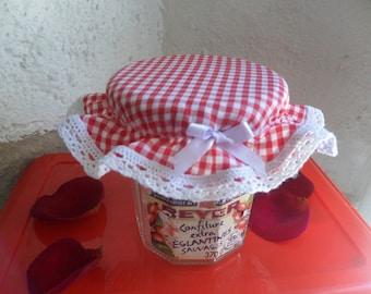 5 charlottes jam jar