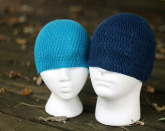 A Pair of Bicycle Hats Pattern