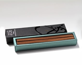 Mogao (Angelica Root, Korean Mint) 100% Natural Tibetan Style Incense Sticks. For Yoga, Meditation, Relaxation.