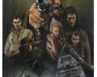Black Sails Main Cast