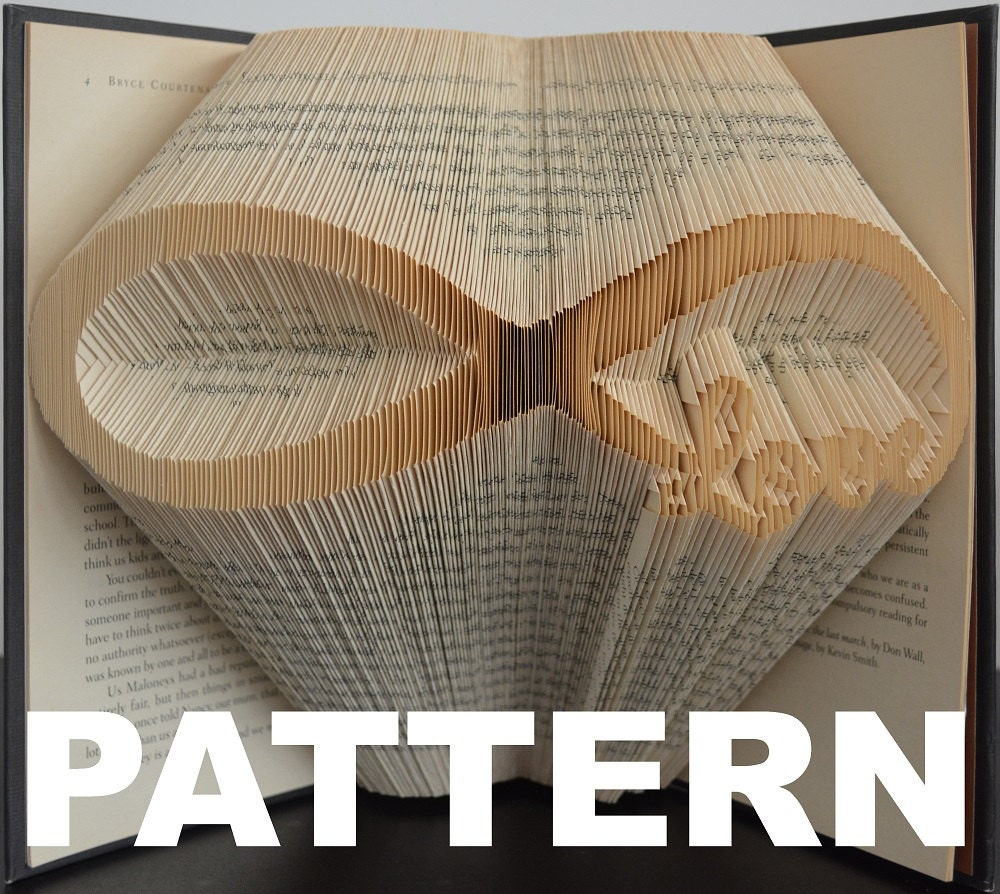 Book folding pattern infinity symbol with love free zoom biocorpaavc Gallery