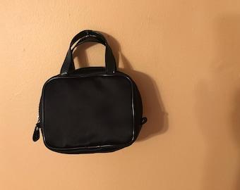 90s black purse