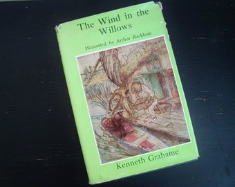 The Wind in the Willows, by Kenneth Grahame, Classic Children's Literature