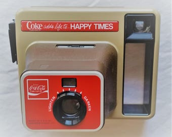 Coca-Cola Eastman Kodak Happy Times Camera