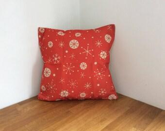 Festive Christmas Cushion