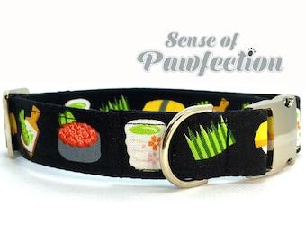 Sushi Dog Collar