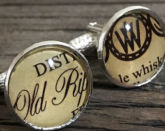 Old Rip Van Winkle cufflinks