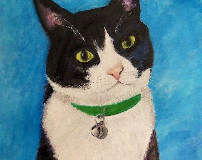 Custom Pet portraits from your photos