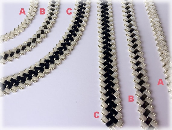 HalfTila sets beading TUTORIAL