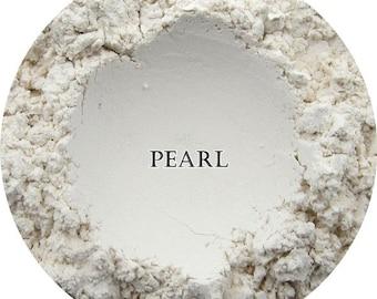 Loose Mineral Eye Shadow 'Pearl'