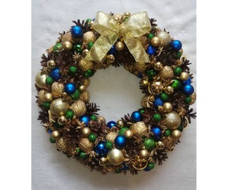 Christmas wreath for front door Christmas wreaths Wreaths for door Wreath hanger Christmas gifts Christmas decorations Christmas ornaments