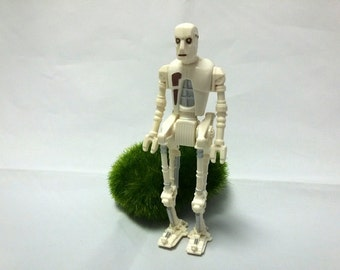 Vintage Original 8D8 Robot Action Figure Star Wars  Return of the Jedi - complete
