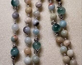 Scapula Gemstone Rosary