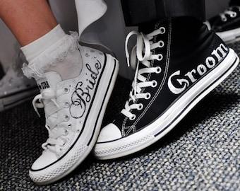 MADE TO ORDER - Wedding Converse