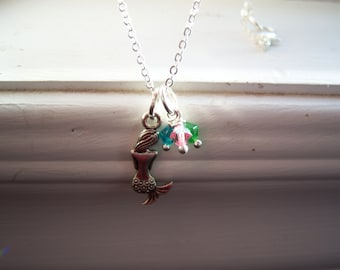Mermaid Necklace - Free Gift With Purchase