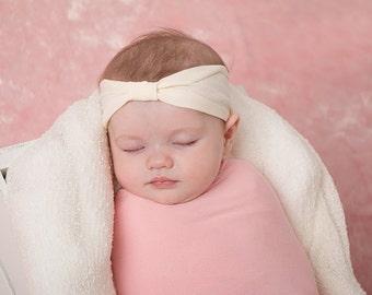 HUGE COLOR SELECTION - Head Wrap - baby turban headband - baby girl headband - baby girl  headband - baby turban head wrap - baby headband
