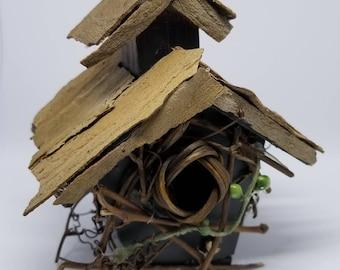 Whisical Small Fairy/Bird House