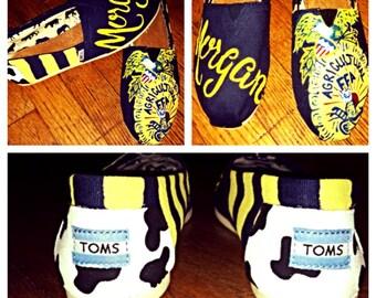 FFA custom toms