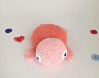 Amigurumi turtle | crochet turtle