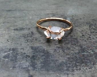 Non diamond ring Etsy