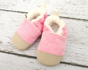 Classic Vegan Palace Loafers / Non-Slip Soft Sole Baby Shoes / Made to Order / Babies Toddler Preschool