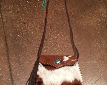 Cross body shoulder bag,shoulder bag, cowhide bag